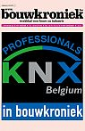 Knx in bouwkroniek cover