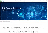 Knx roadshow website