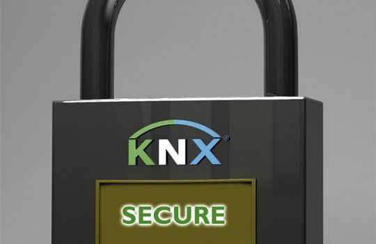 Knx secure internationaal gestandaardiseerd