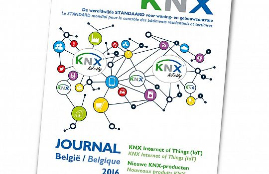 Cover knx journal 2016 belgium edition 1